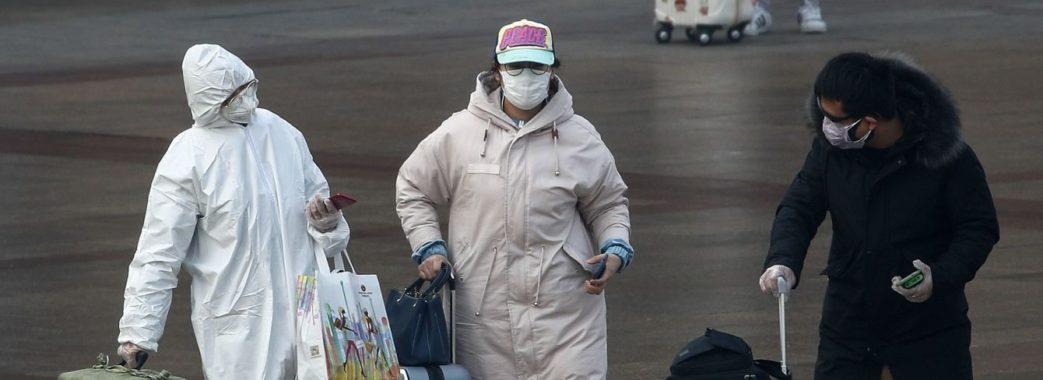Разом з українцями з Китаю евакуйовуватимуть ще аргентинців