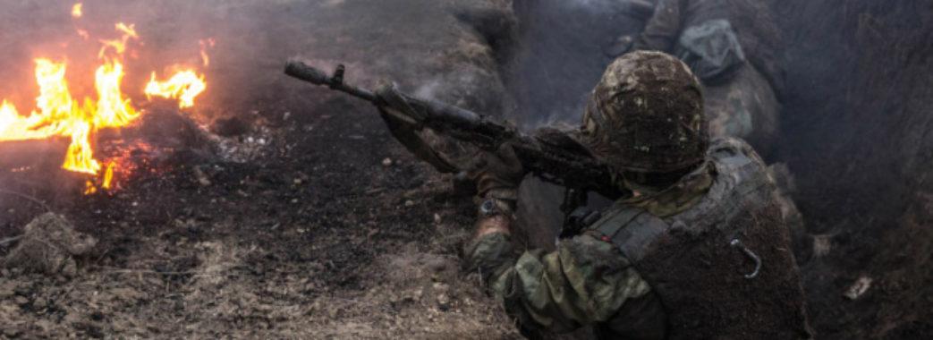 Російські окупанти атакували українські позиції, є загиблі
