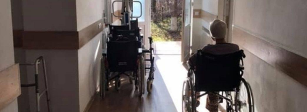 Самбірська лікарня «Хоспіс» надаватиме допомогу на дому