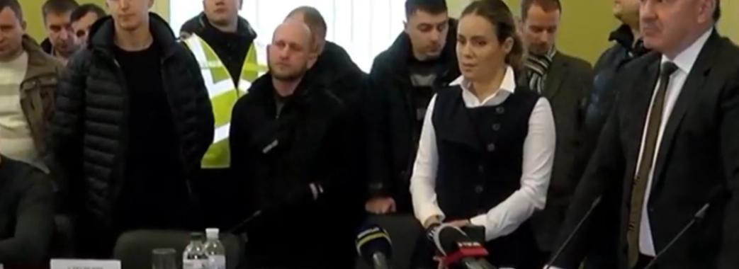 Активісти вигнали Наталю Королевську з ЛОДА
