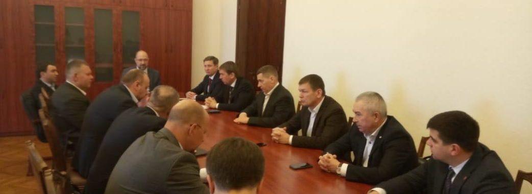 Бакунець вимагає в нового міністра створювати ОТГ за бажаннями місцевих мешканців