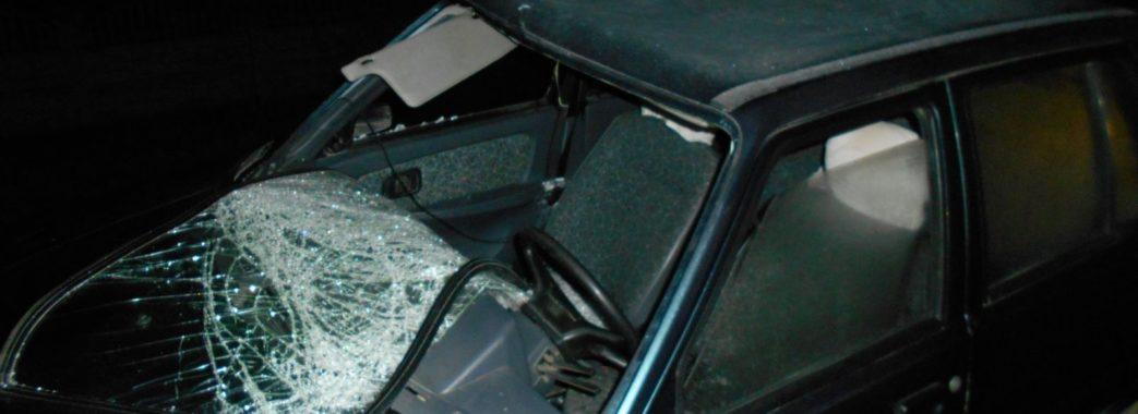Водій під наркотиками збив трьох жінок біля Городка (відео)