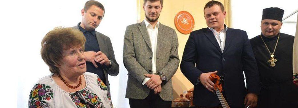 Ганна Драголюк стала почесною громадянкою Миколаєва