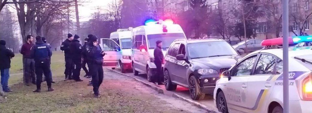 У Львові трапилася стрілянина та викрадення людини (Відео)