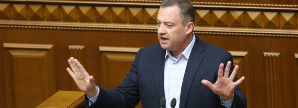 Суд заарештував гроші Ярослава Дубневича