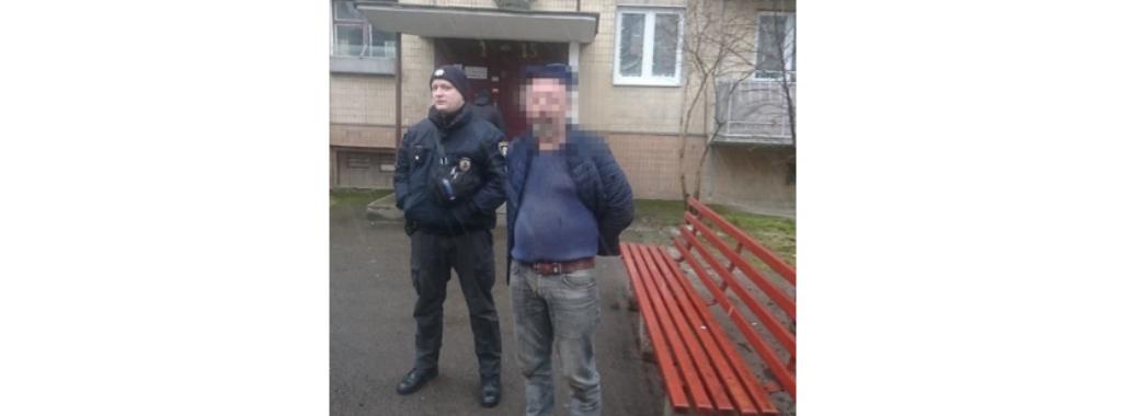 У Львові на патрульних напав чоловік, під час затримання водія-порушника
