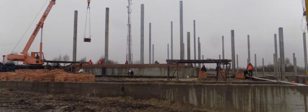 У Буську до кінця року запрацює завод за 20 мільйонів доларів