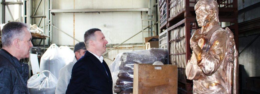 У Брюховичах встановлять пам'ятник Володимиру Івасюку