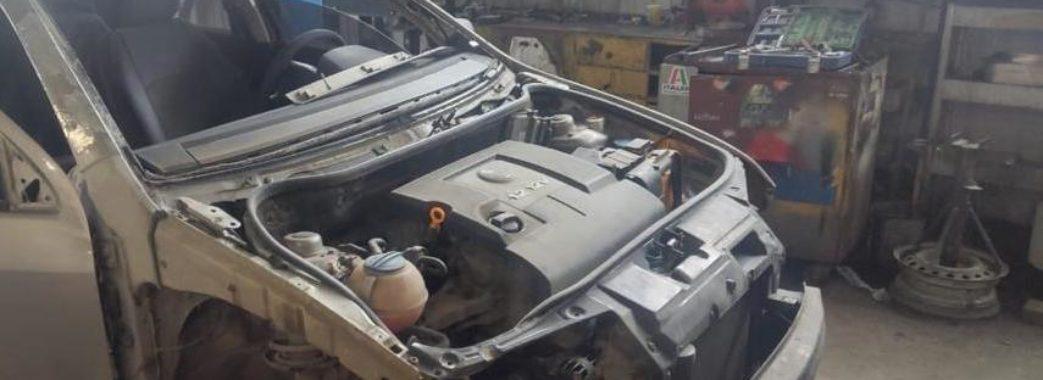 Автомобіль, під колесами якого загинула жінка зі Старосамбірщини, водій переховував на СТО