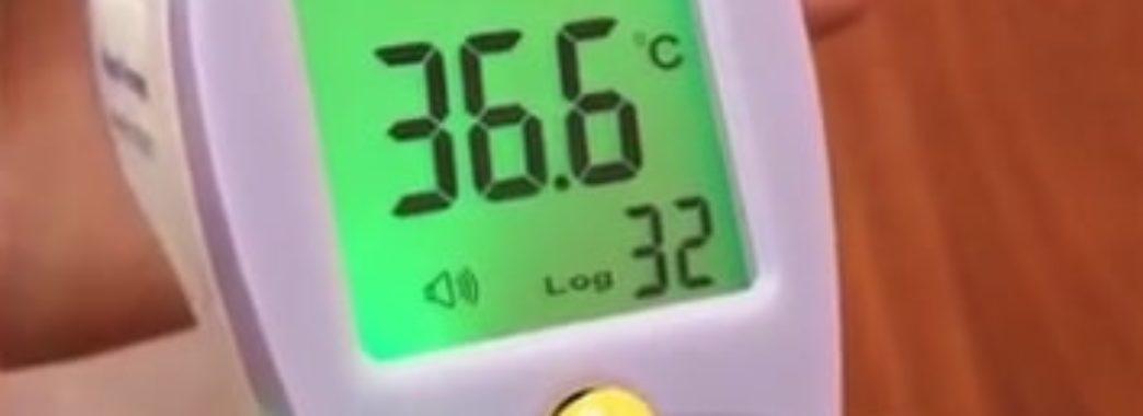 """""""Хто відмовиться виміряти температуру, не перейде паспортний контроль"""", – Ігор Куцяба"""
