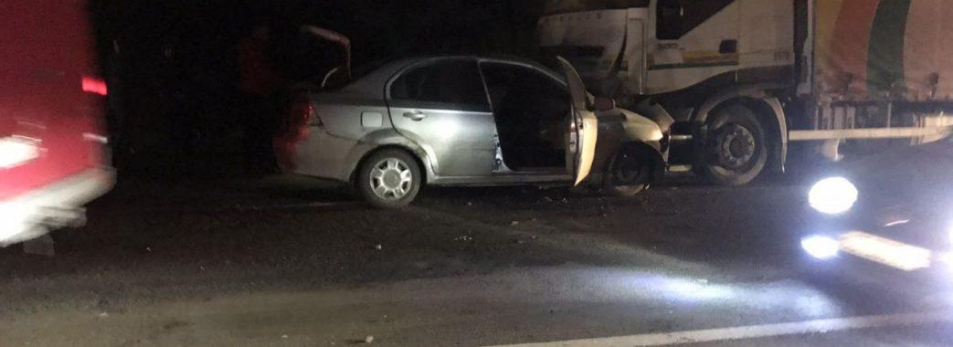 На Городоччині в аварії загинув чоловік