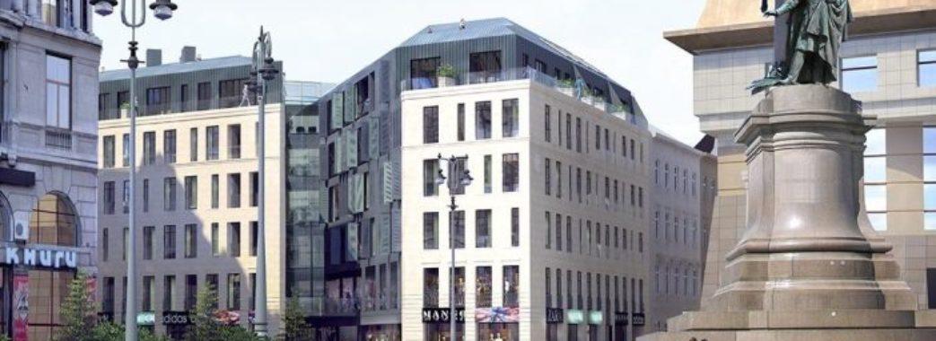 У центрі Львова збудують готель на 25 метрів