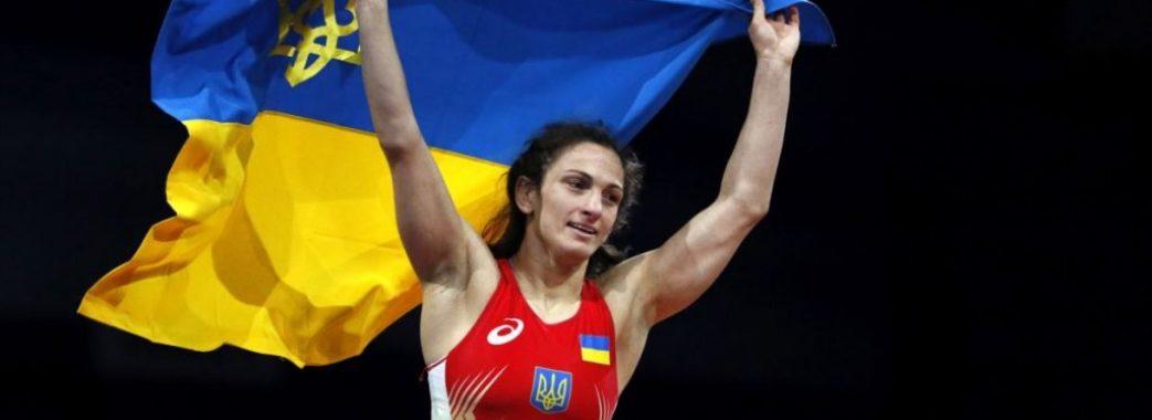 3-разова чемпіонка: львівська борчиня везе з Риму «золото»