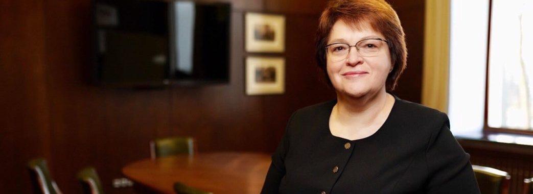Ірина Микичак стала першою заступницею міністра охорони здоров'я