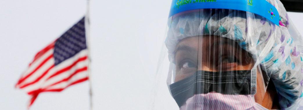 Коронавірус у світі: за добу у США заразились 11 тисяч людей