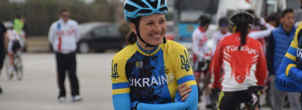 Львівська велосипедистка виборола ліцензію на Олімпіаду