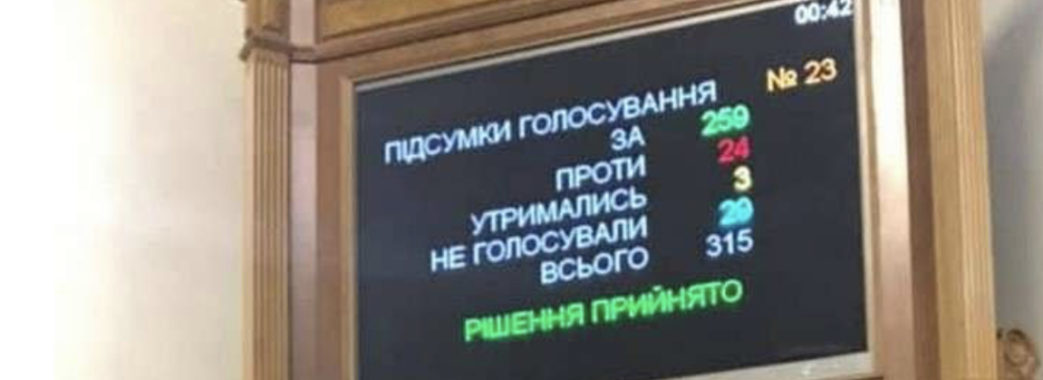 Відкриття ринку землі: як голосували львівські нардепи