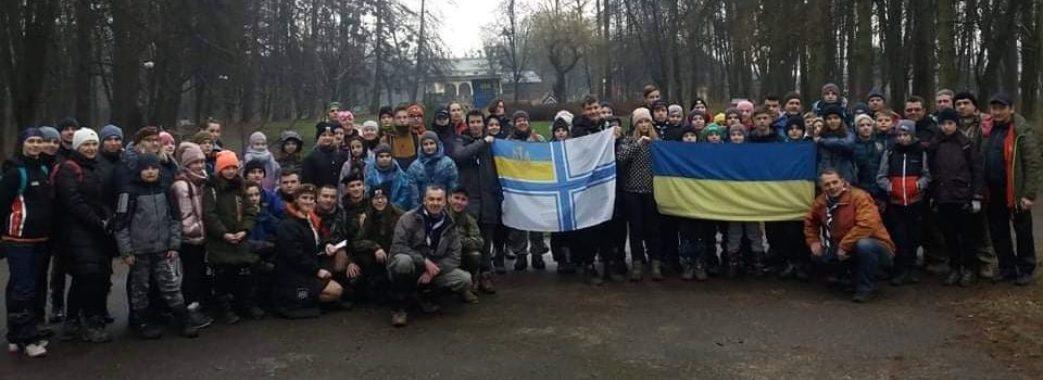 Пробігли 17 кілометрів: у Миколаєві провели змагання «Шух – наш Герой»