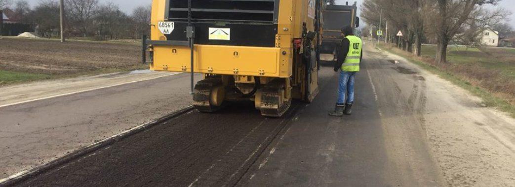 Розпочали ремонт поки безкоштовної дороги Львів-Краковець