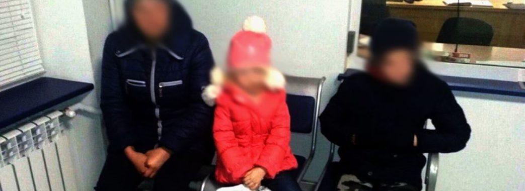 На тиждень втекла від чоловіка: поліція розшукала зниклу на Старосамбірщині жінку з дітьми