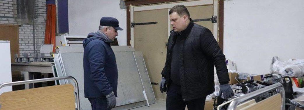 Миколаїв отримав гуманітарний вантаж з Австрії