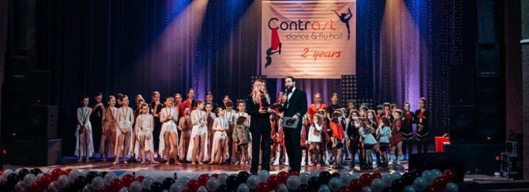 У Брюховичах відбувся концерт дитячої танцювальної студії