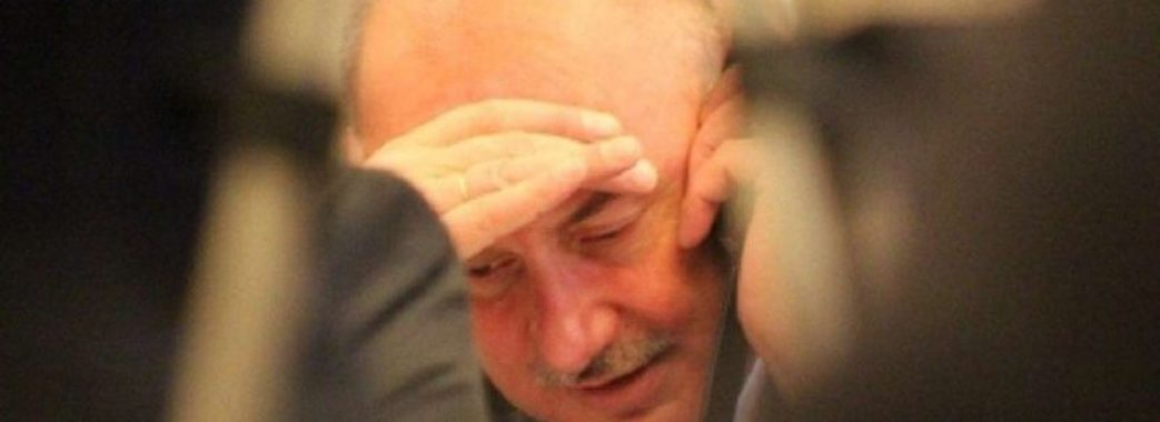 Михайла Дзюдзя взяли на хабарі (оновлено)