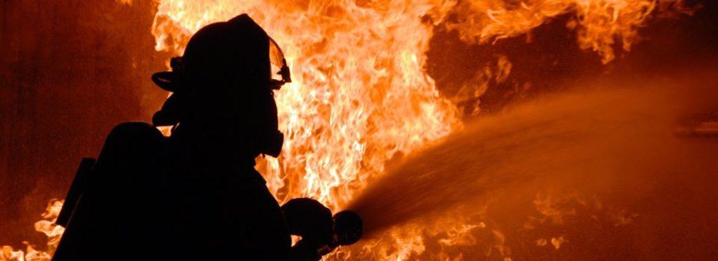 На Сколівщині згорів будинок сім'ї з двома малими дітьми