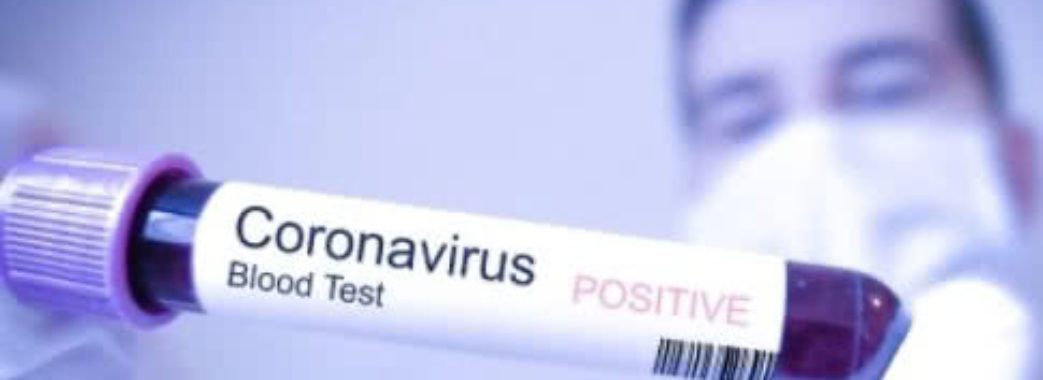 В Україні вже 41 випадок захворювання на Covid-19