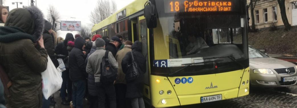 У водіїв львівських маршруток експрес-тестом виявили коронавірус
