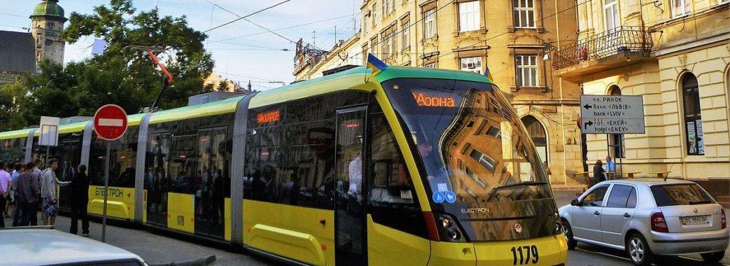 Не більше 10 людей: відзавтра у Львові введуть обмеження в електротранспорті