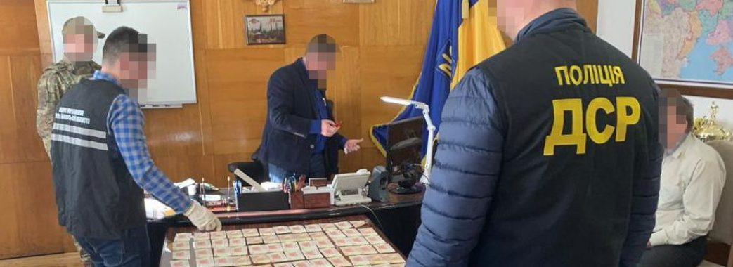 На Сокальщині затримали на хабарі керівника шахти