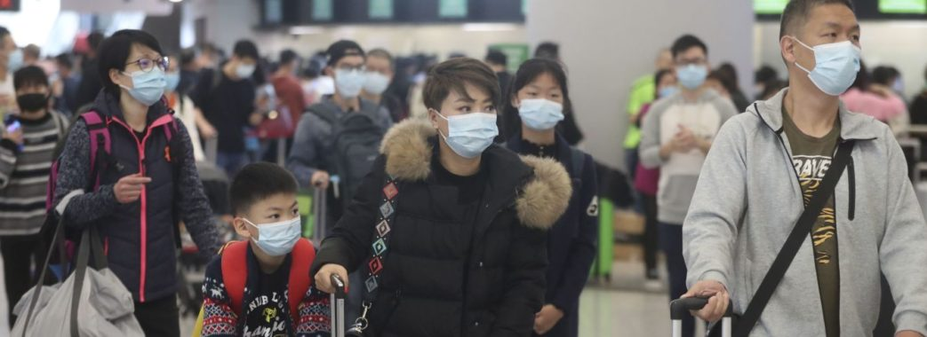 У Китаї назвали термін закінчення поширення коронавірусу у світі