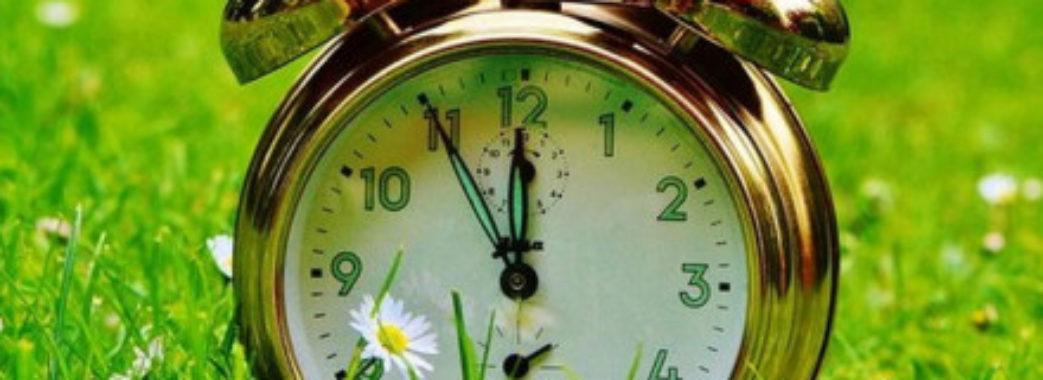 Не забудьте перевести годинники: Україна переходить вночі на літній час