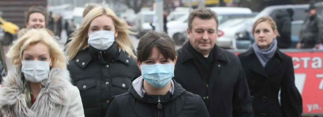 В Україні вже 73 людей хворих на коронавірус