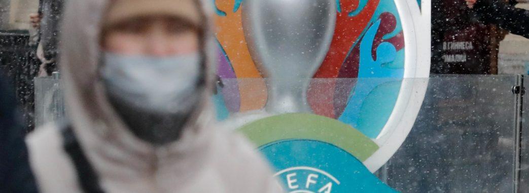Євро-2020 з футболу скасували через пандемію коронавірусу