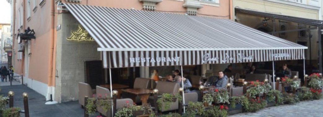 У Львові планують відкрити літні майданчики ресторанів