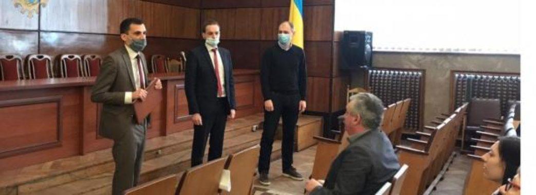 Призначили нового головного медика Львівщини