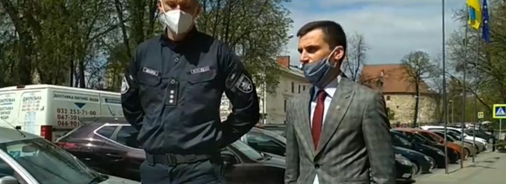 «Львівщина не є у списку областей, де порушували карантин на свята»: у ЛОДА подякували всім мешканцям області