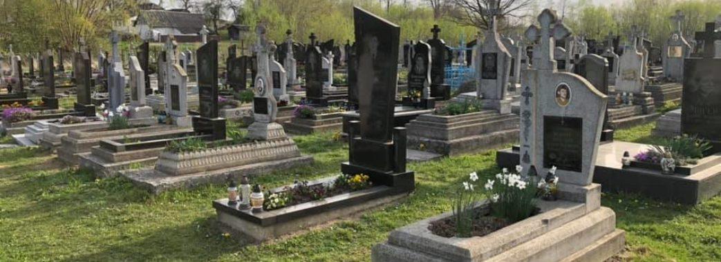 До кінця карантину мешканцям Львівщини не можна приходити на кладовища