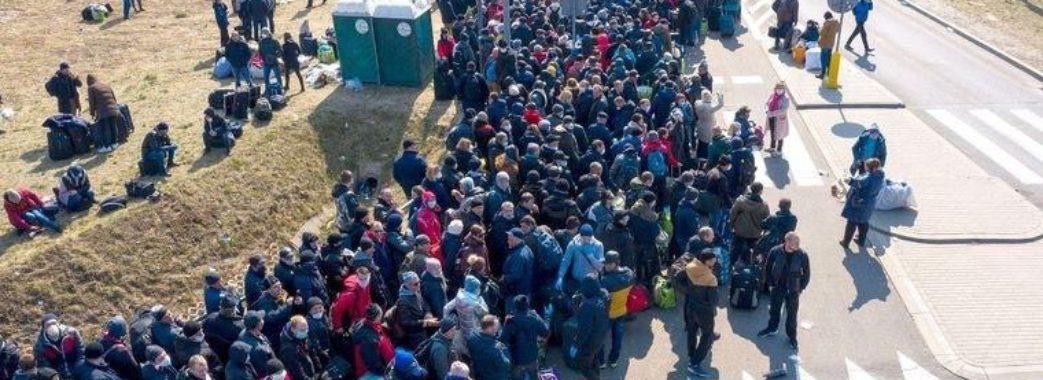 Прикордонники розповіли, скільки українців повернуться додому перед Великоднем