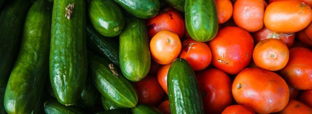 На львівському ринку ранні овочі коштують найменше за всю історію України