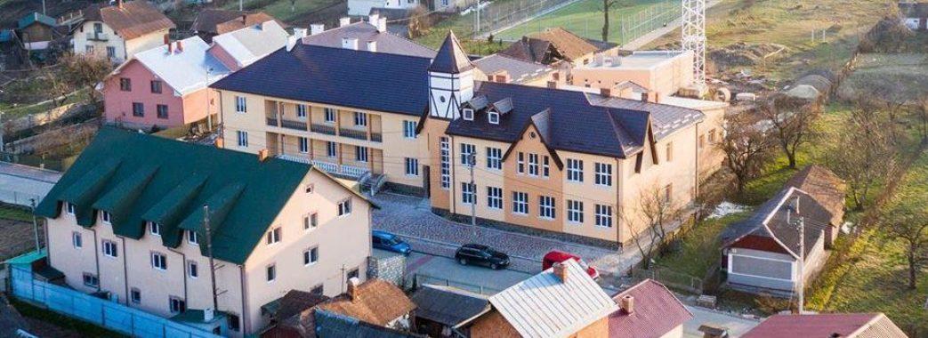 Верхньосиньовидненську школу у ЛОДА обіцяють добудувати уже цього року