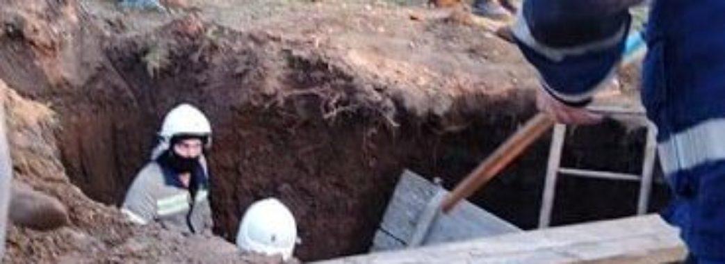 """""""Його засипало землею"""": на Стрийщині під час копання колодязя загинув чоловік"""