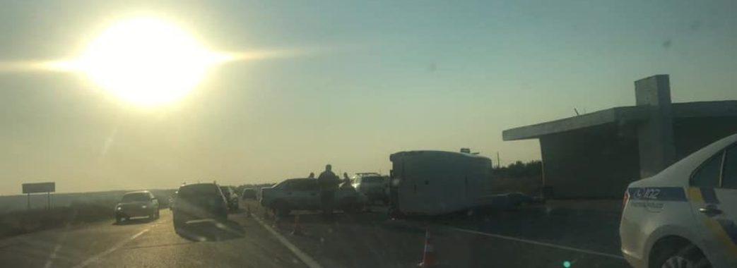 """""""Сонце дуже світило, не побачив авто"""": у ДТП на Яворівщині загинув 62-річний чоловік"""