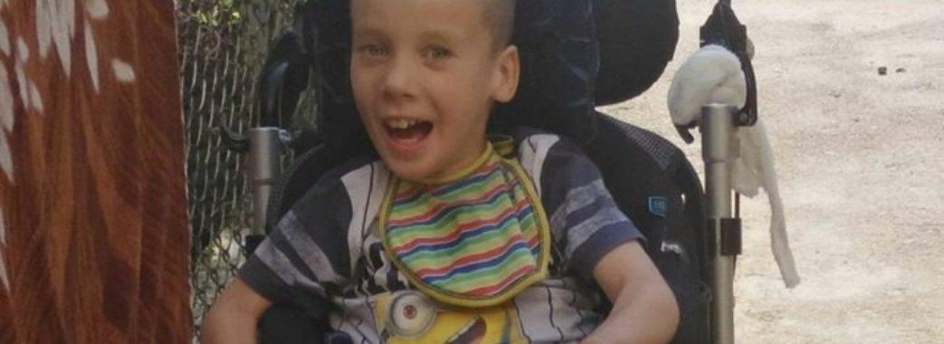 """""""Після операції син місяць був у гіпсах"""": 10-річному Артуру Курило зі Львова потрібна реабілітація"""