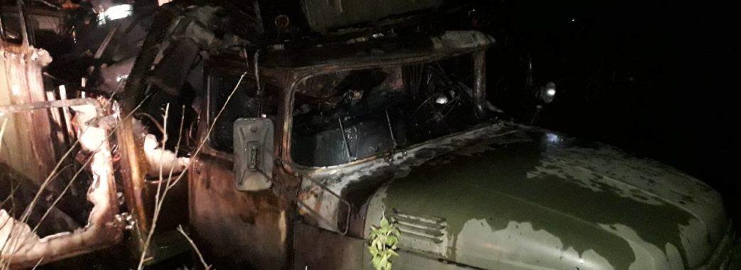 «Не одну ротацію в ООС пройшов»: у військовій вантажівці на Мостищині згорів солдат