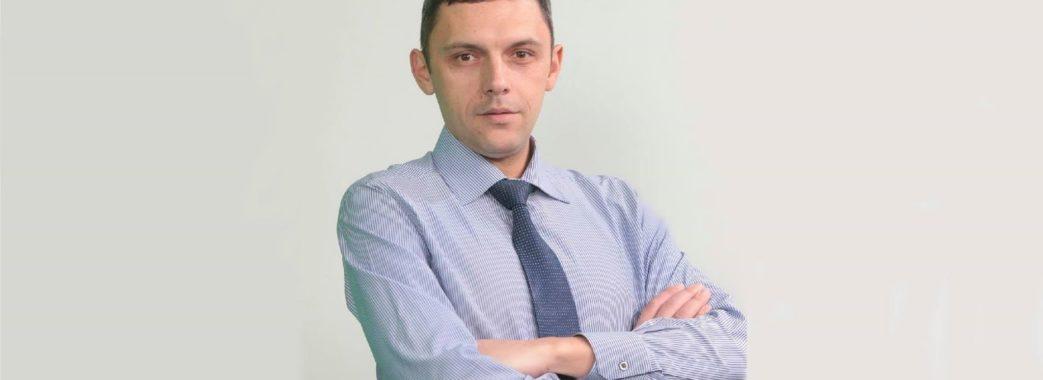 """Володимир Марямпольский: """"Роздуми про добре врядування"""""""