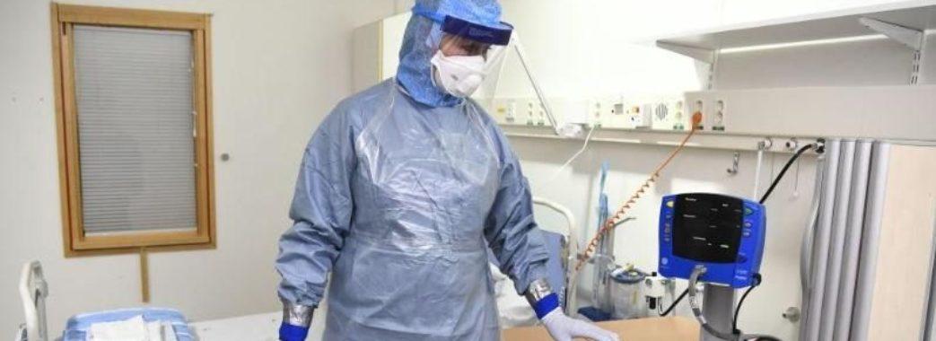 За добу 123 мешканці Львівщини звернулися в інфекційну лікарню