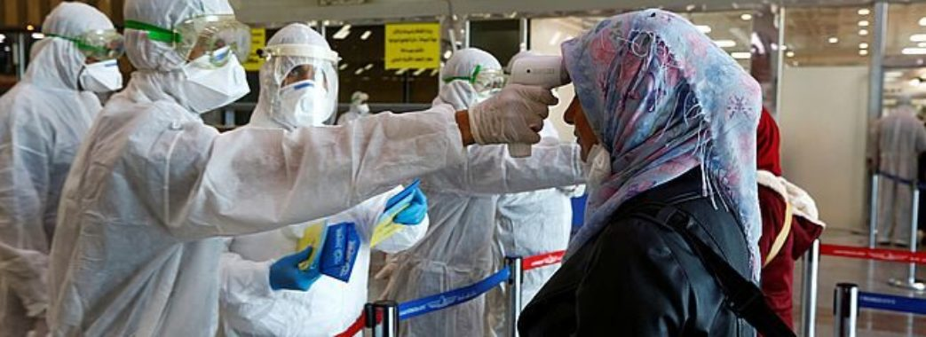 США звинувачують Китай в епідемії: у світі понад 3,5 млн людей заразилися COVID-19